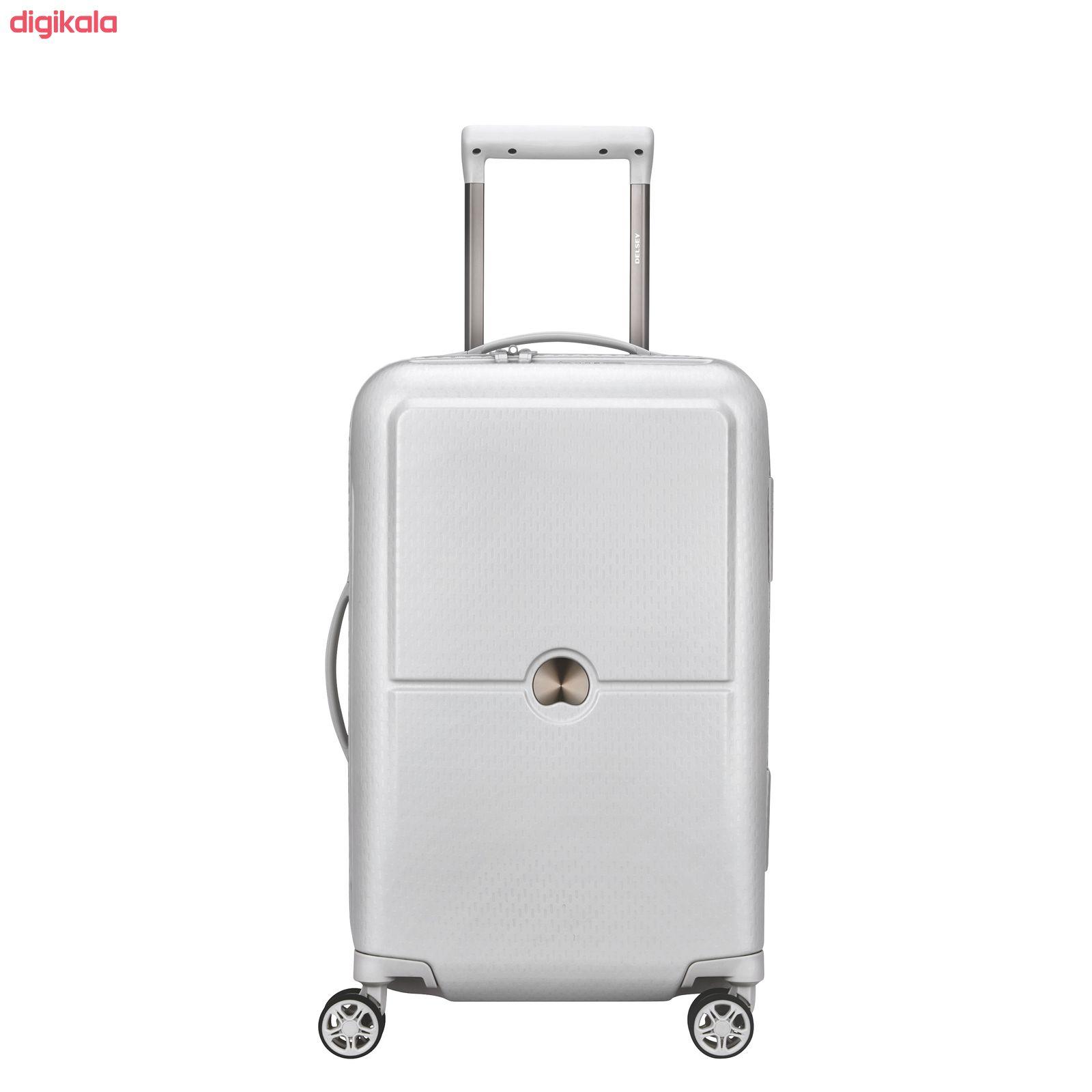 چمدان دلسی مدل TURENNE کد 1621801 سایز کوچک main 1 3