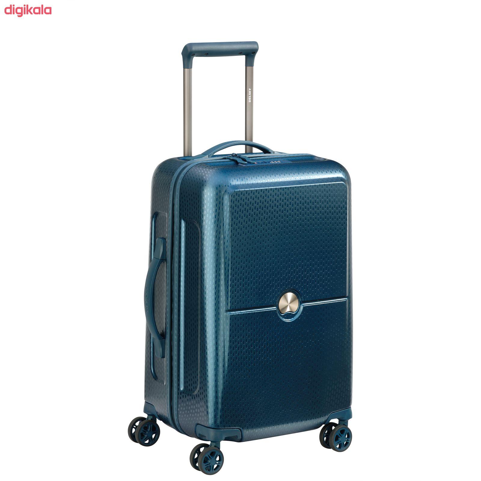 چمدان دلسی مدل TURENNE کد 1621801 سایز کوچک main 1 16