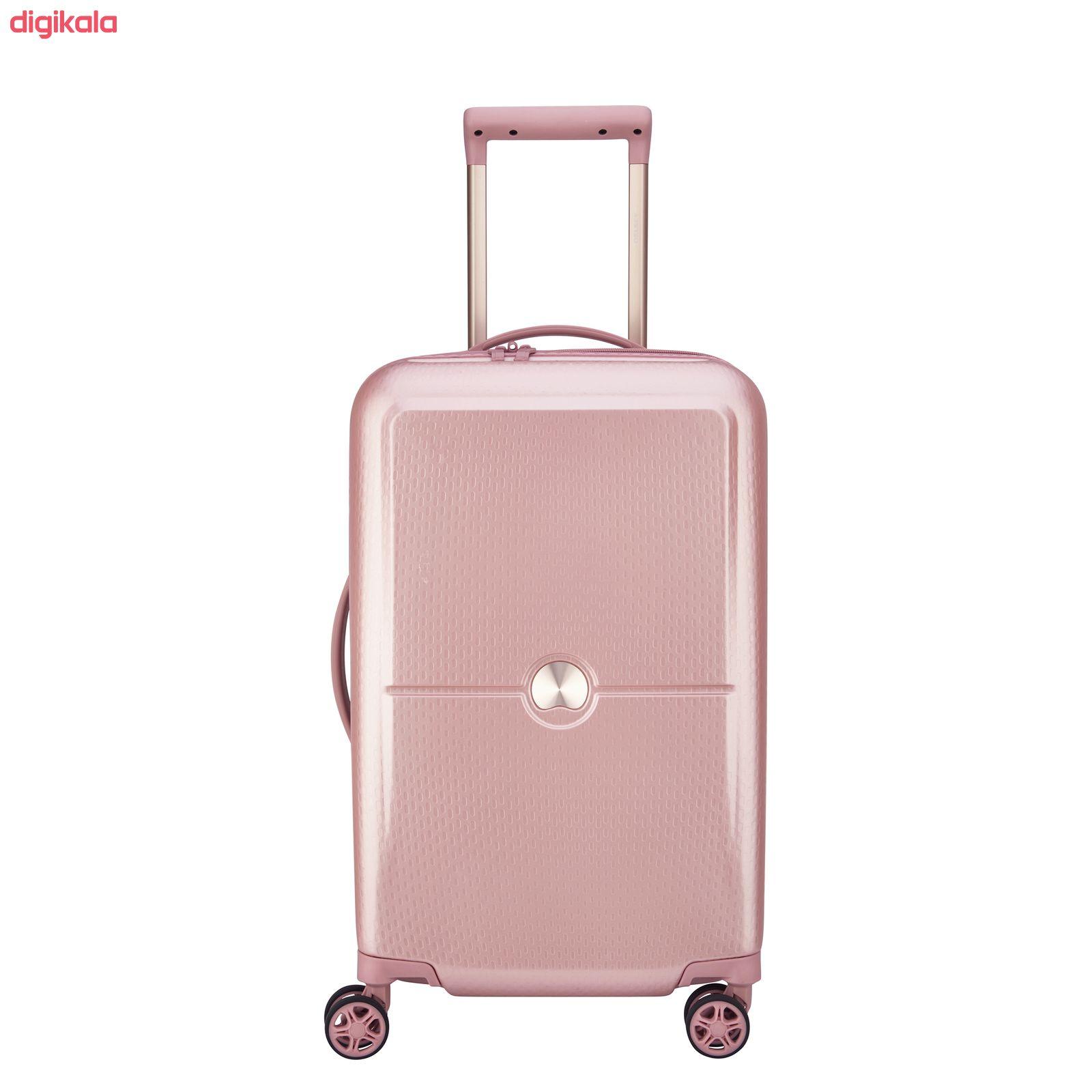 چمدان دلسی مدل TURENNE کد 1621801 سایز کوچک main 1 18