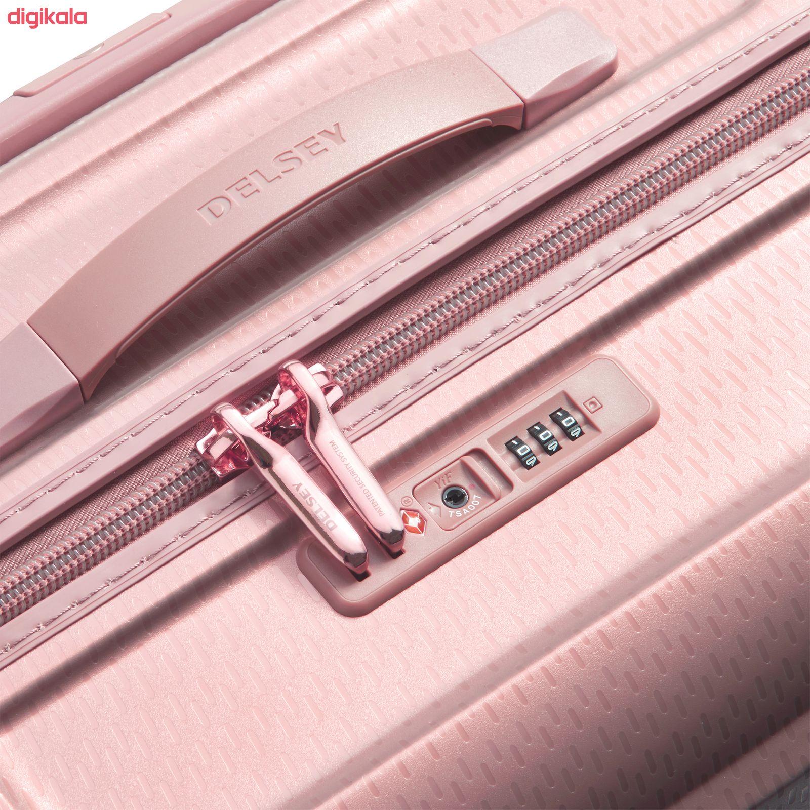 چمدان دلسی مدل TURENNE کد 1621801 سایز کوچک main 1 14