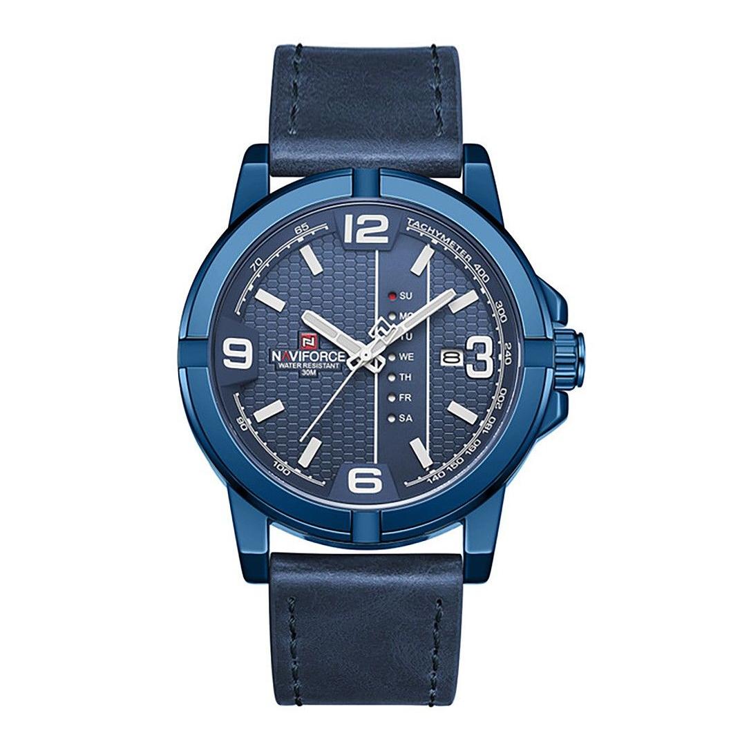 قیمت و خرید                      ساعت مچی عقربه ای مردانه نیوی فورس مدل NF9177 BE
