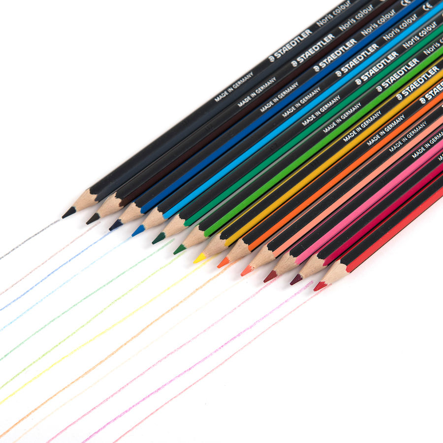 مداد رنگی 24رنگ استدلر مدل Noris Colour 185 C24 main 1 11