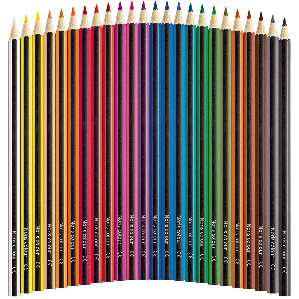 مداد رنگی 24رنگ استدلر مدل Noris Colour 185 C24 main 1 14