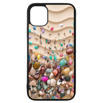 کاور طرح ساحل کد 11050646 مناسب برای گوشی موبایل اپل iphone 11 pro