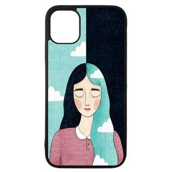 کاور طرح دختر کد 11050646 مناسب برای گوشی موبایل اپل iphone 11 pro