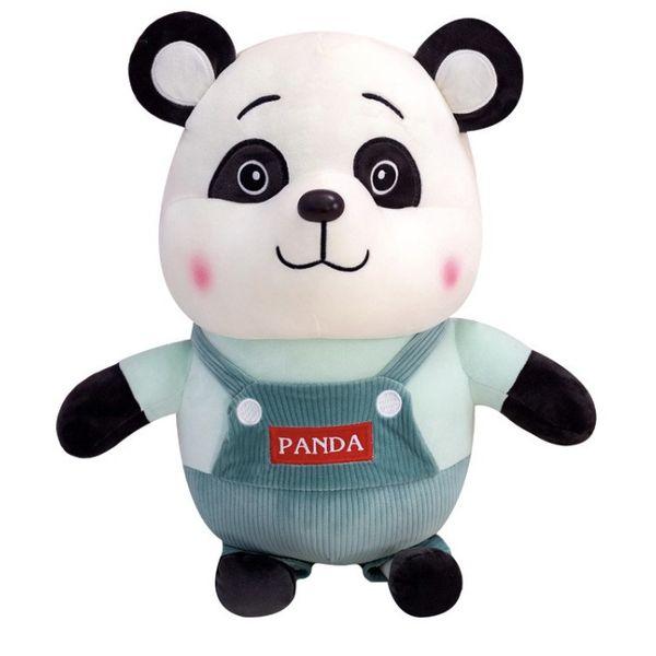 عروسک طرح خرس پاندا مدل Babybus ارتفاع 28 سانتیمتر