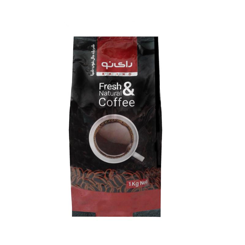 دانه قهوه صد در صد ربوستای رای نو - 1000 گرم