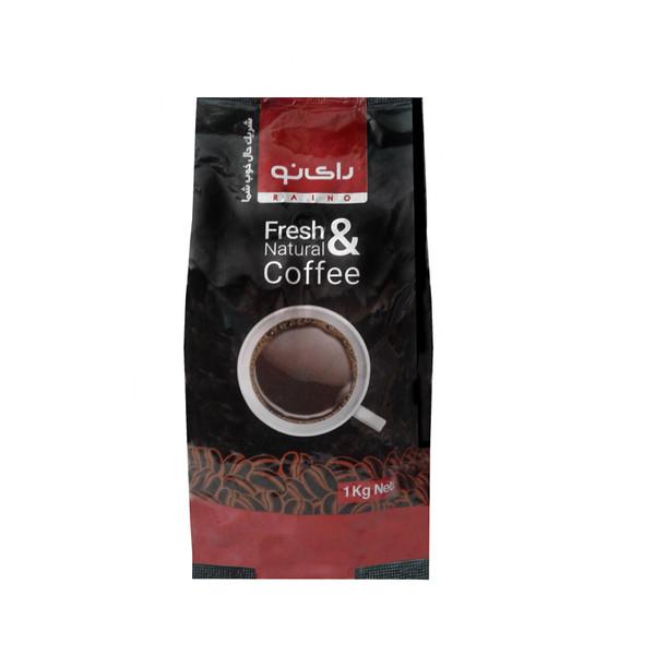 دانه قهوه هفتاد در صد ربوستای رای نو - 1000 گرم