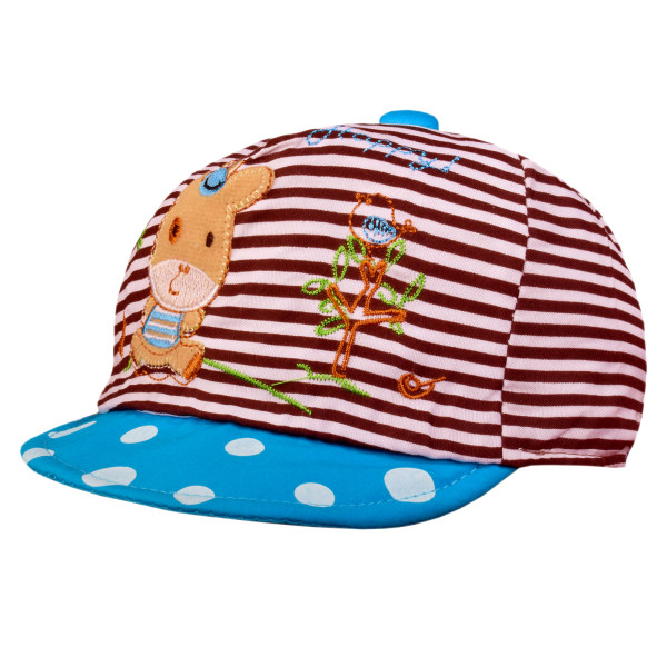 کلاه کپ بچگانه کد P9203
