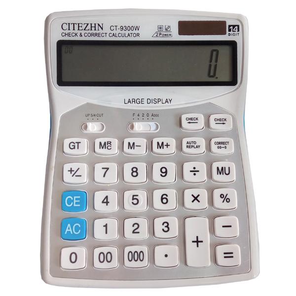 ماشین حساب مدل CT-9300W