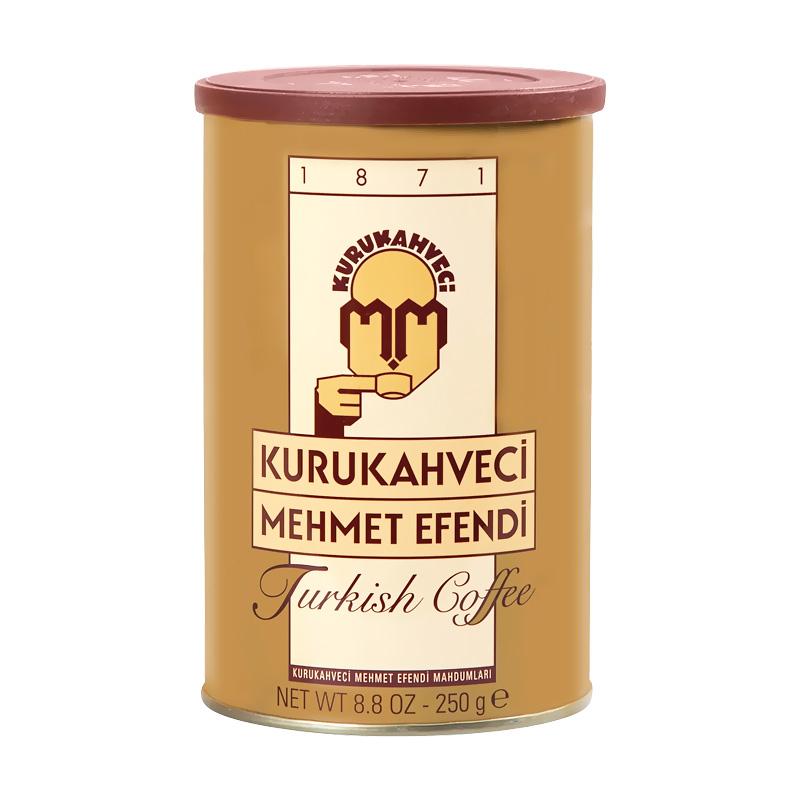 قهوه ترک کلاسیک مهمت افندی - 250 گرم