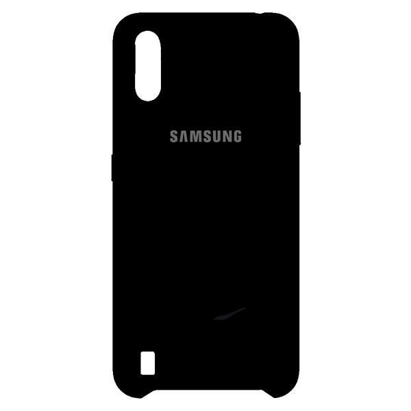 کاور مدل Silic مناسب برای گوشی موبایل سامسونگ Galaxy A01