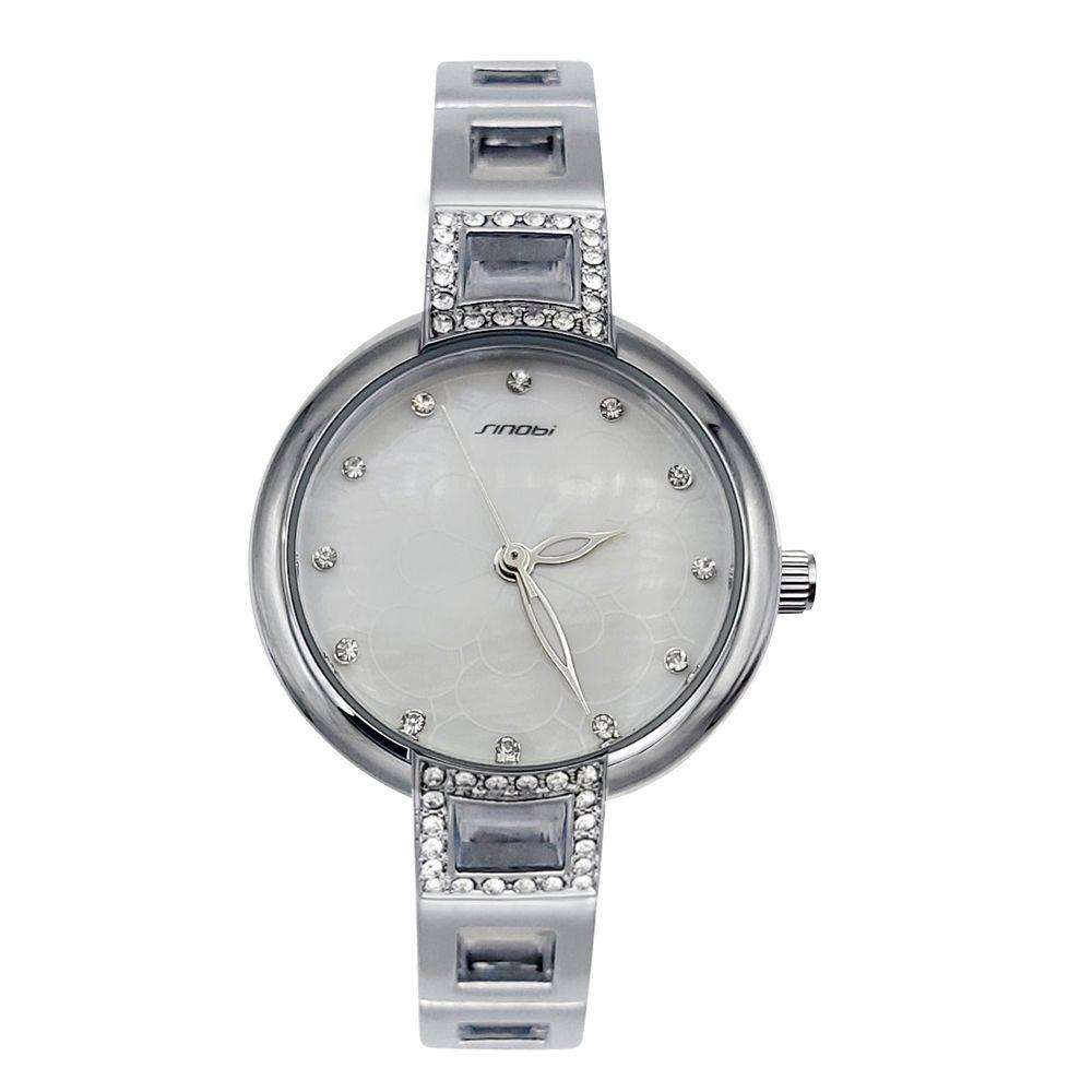 ساعت مچی عقربه ای زنانه سینوبی مدل k0019L-s