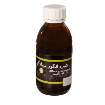 شیره انگور سیاه شفا - 0.12 لیتر
