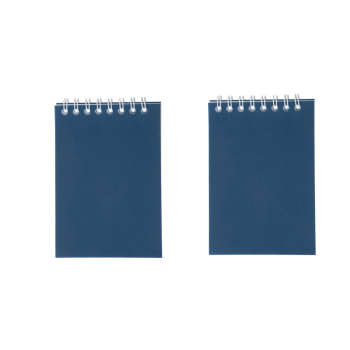 دفترچه یادداشت 60 برگ کد N200 بسته 2 عددی