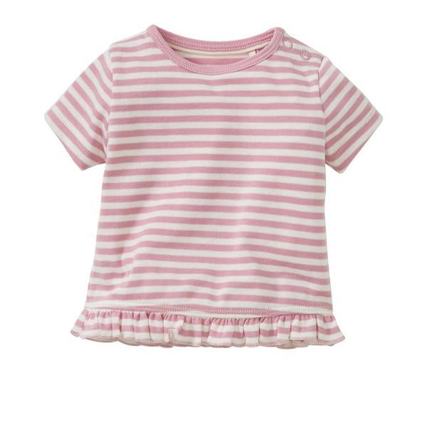 تیشرت نوزادی دخترانه لوپیلو مدل hiw مجموعه 3 عددی