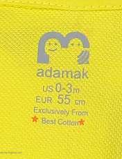 ست پیراهن و شلوارک نوزادی دخترانه آدمک مدل 2171109-19 -  - 10