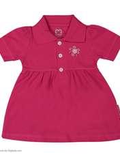 ست پیراهن و شلوارک نوزادی دخترانه آدمک مدل 2171109-88 -  - 3