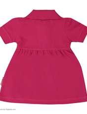 ست پیراهن و شلوارک نوزادی دخترانه آدمک مدل 2171109-88 -  - 4