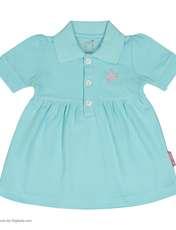 ست پیراهن و شلوارک نوزادی دخترانه آدمک مدل 2171109-53 -  - 3