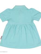 ست پیراهن و شلوارک نوزادی دخترانه آدمک مدل 2171109-53 -  - 4
