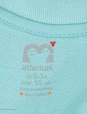 ست پیراهن و شلوارک نوزادی دخترانه آدمک مدل 2171109-53 -  - 10