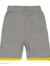 ست تی شرت و شورت نوزادی آدمک مدل 2171112-16 -  - 6