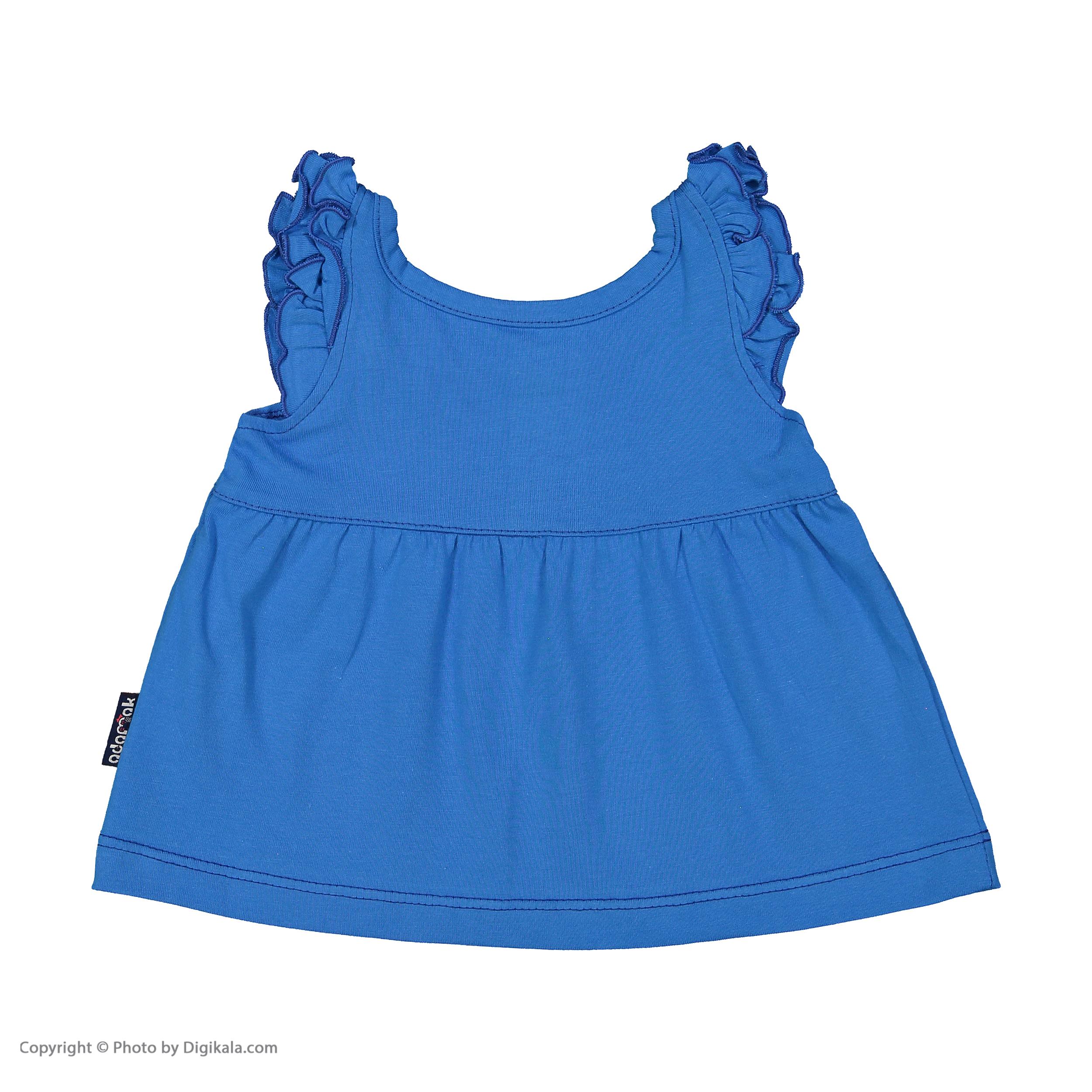ست پیراهن و شورت نوزادی دخترانه مدل 2171111-58 -  - 6
