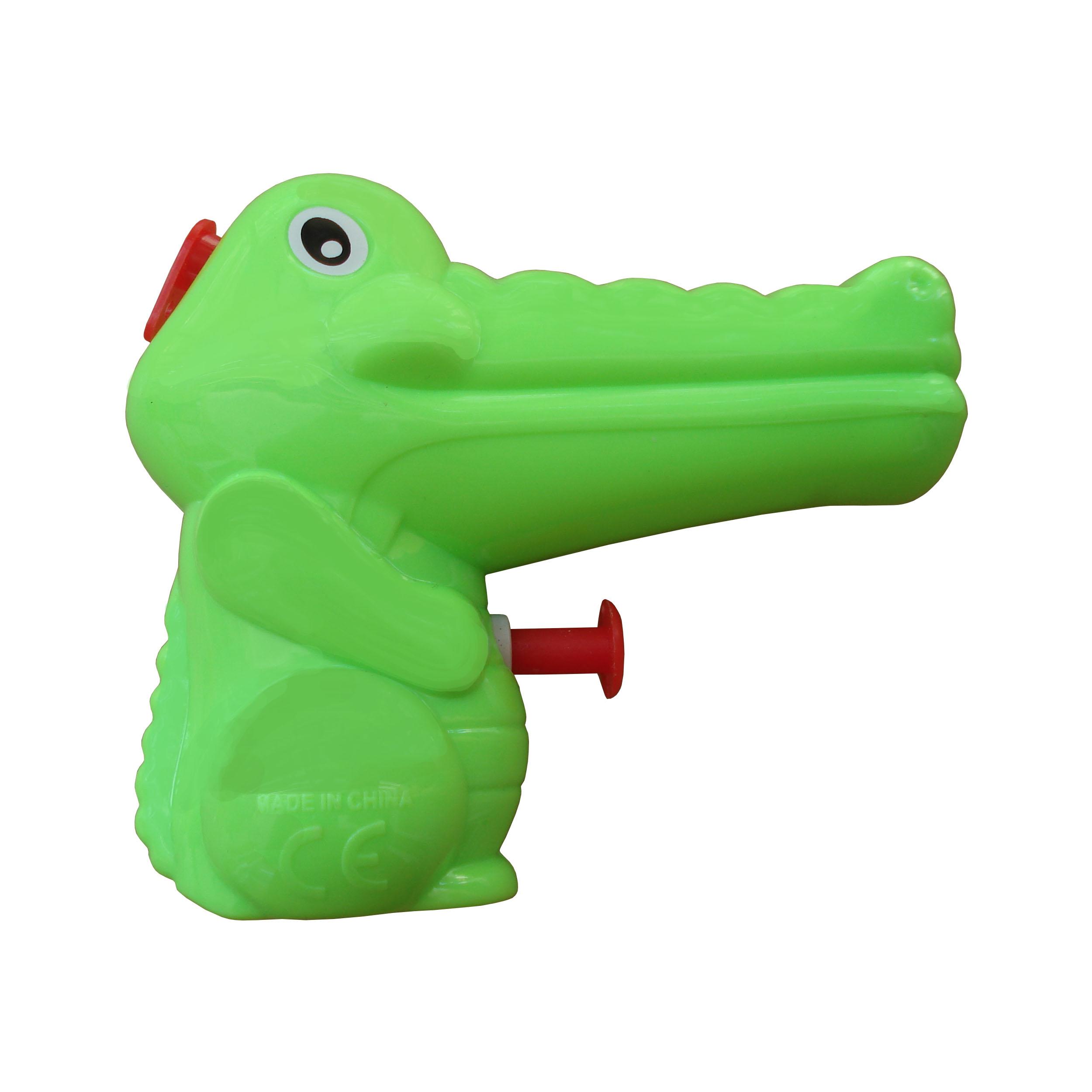 تفنگ آب پاش  مدل crocodile کد TC-012