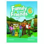 کتاب Family and Friends 6 اثر Jenny Quintana انتشارات Oxford