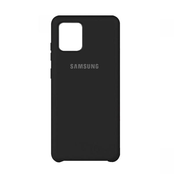 کاور مدل Silic مناسب برای گوشی موبایل سامسونگ Galaxy Note 10 Lite
