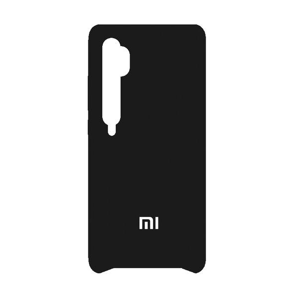 کاور مدل Silic مناسب برای گوشی موبایل شیائومی Mi Note 10 Pro