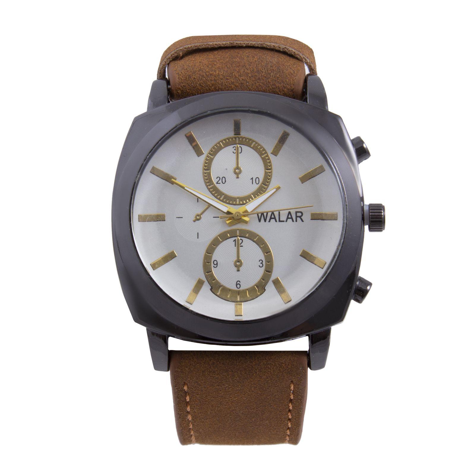ساعت مچی عقربه ای مردانه والار کد WHM_022 -  - 2