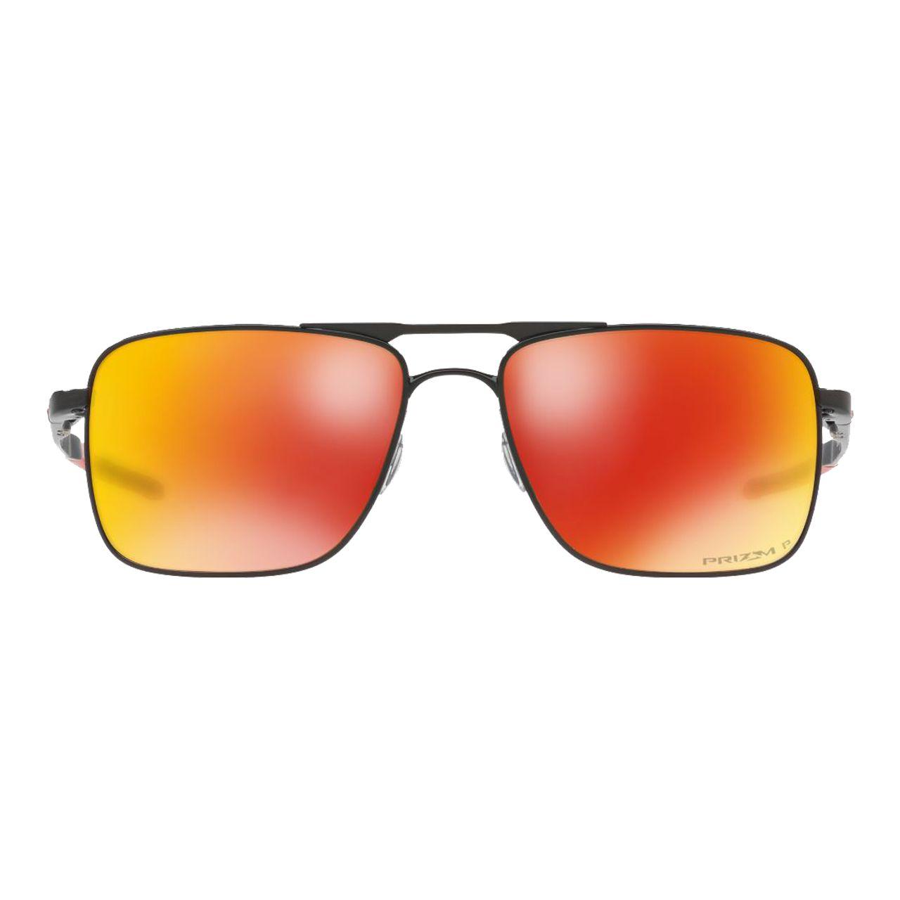 عینک آفتابی اوکلی مدل Gauge 6 کد OO6038-0457 -  - 2