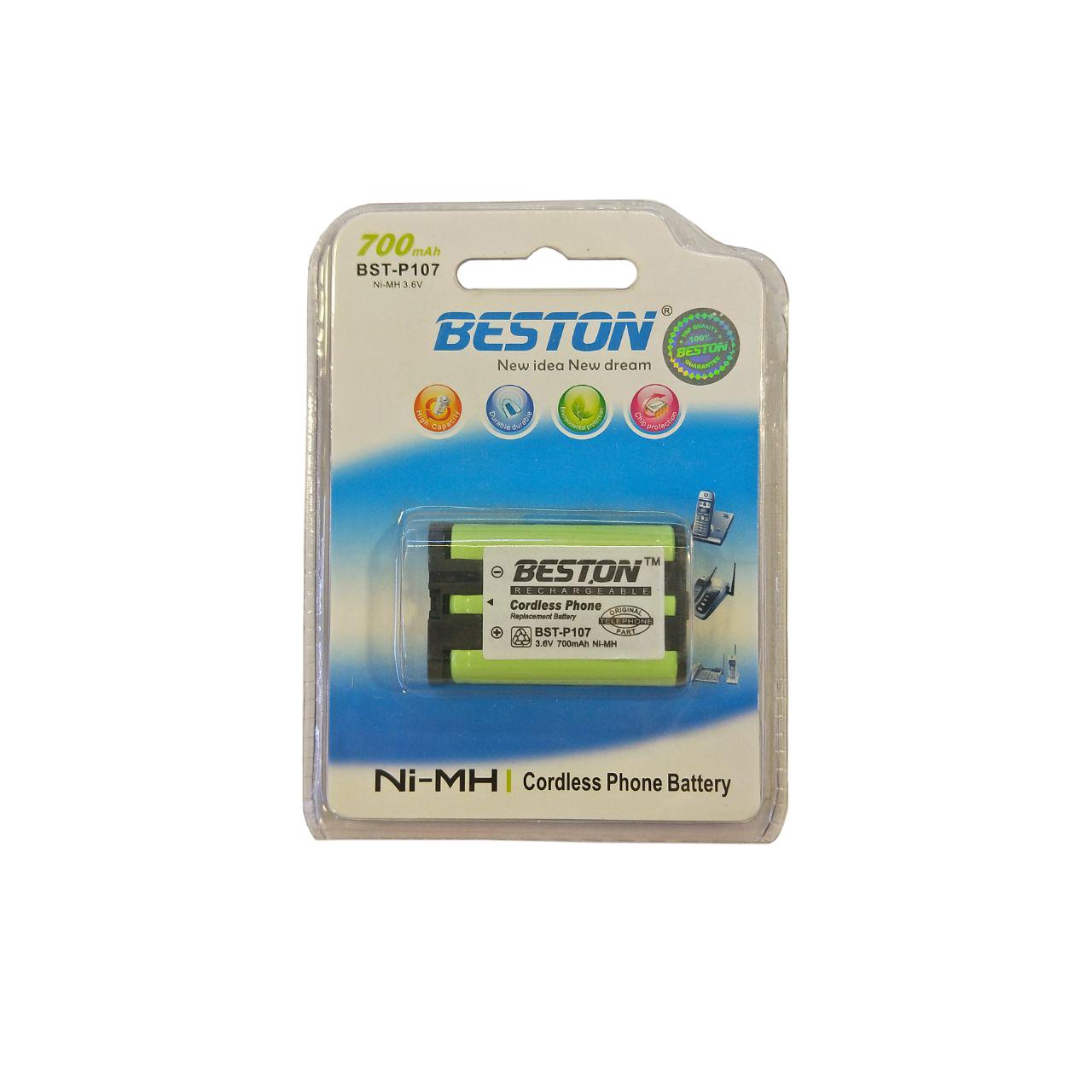 باتری تلفن بی سیم بستون مدل BST-P107