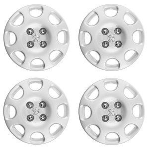 قالپاق چرخ تی پی ای مدل TPA-P06 سایز 14 اینچ مناسب برای پژو 206 بسته 4 عددی