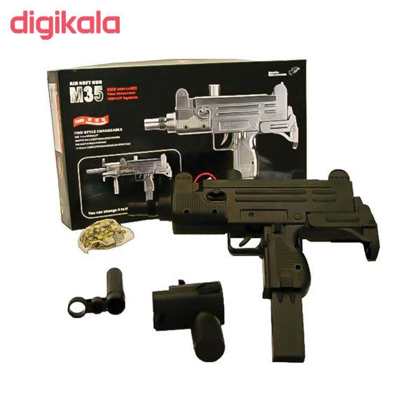 تفنگ بازی مدل M35 main 1 3