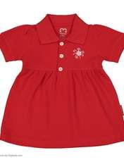 ست پیراهن و شلوارک نوزادی دخترانه آدمک مدل 2171109-72 -  - 3