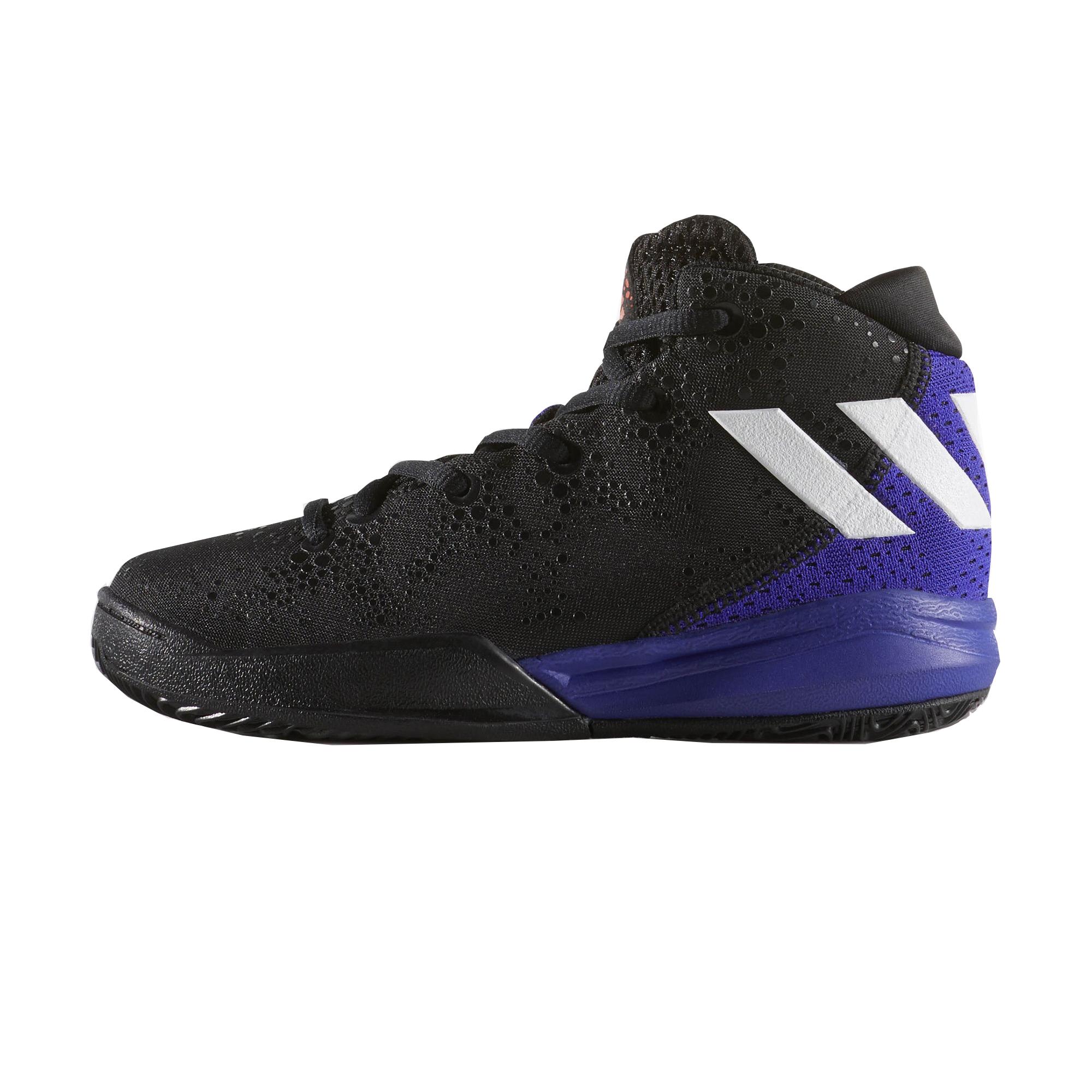 کفش  بسکتبال بچگانه آدیداس مدل CRAZY HEAT BW1112