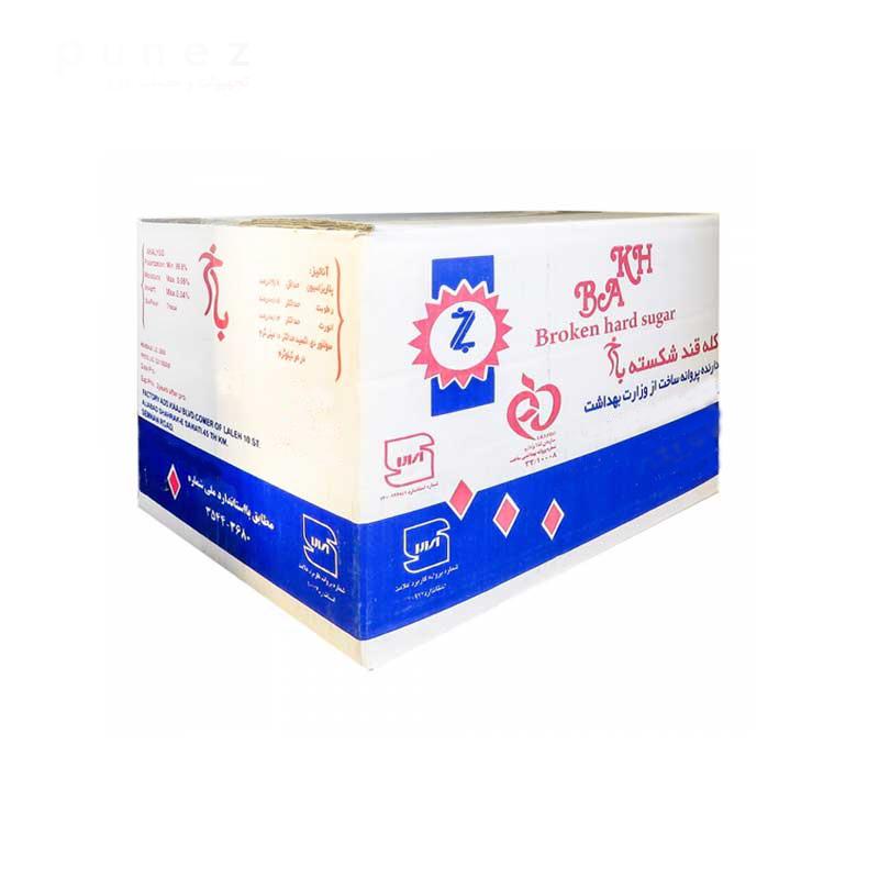 قند خرد شده باخ - 5000 گرم