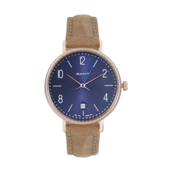 ساعت مچی عقربه ای زنانه گنت مدل GWW035008