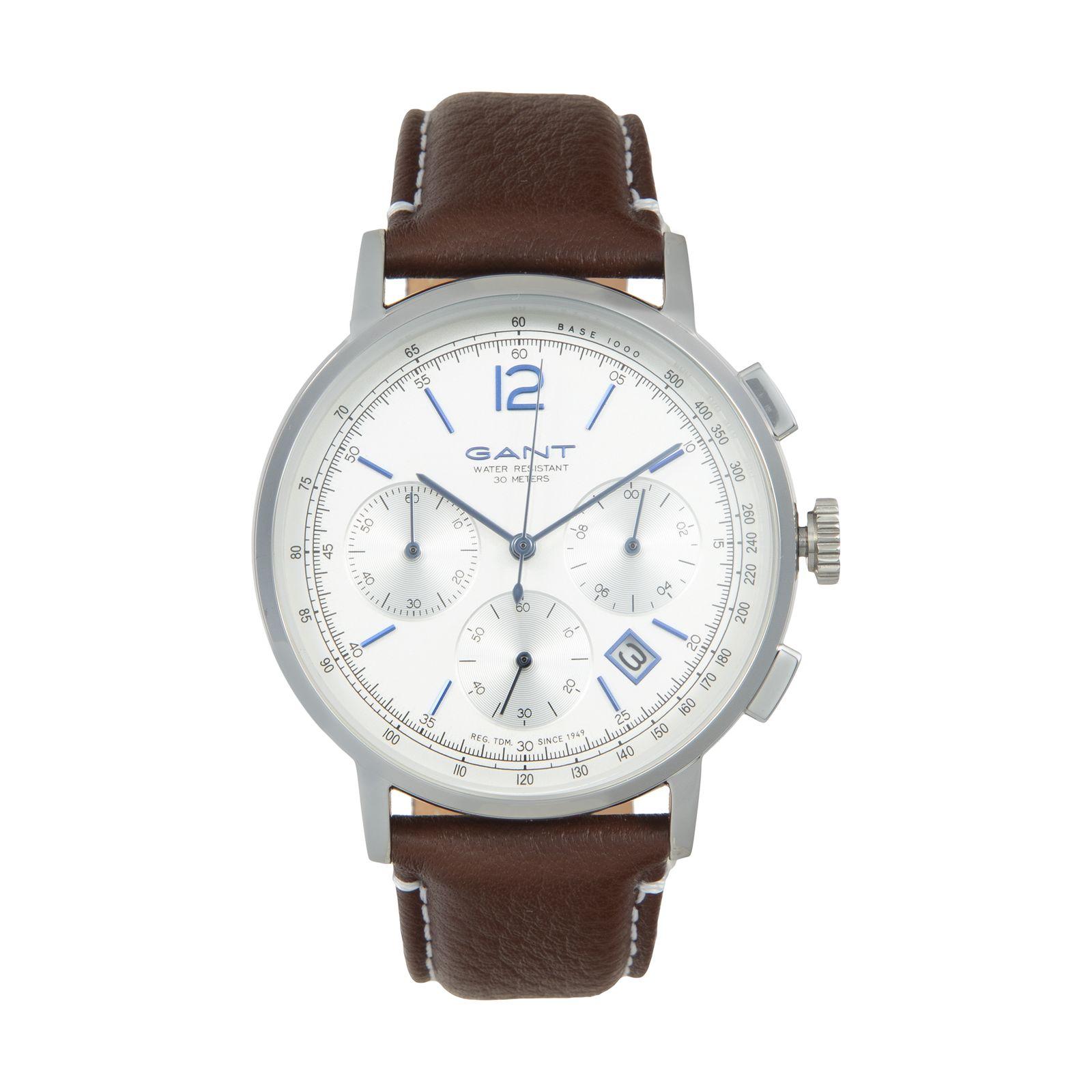ساعت مچی عقربه ای مردانه گنت مدل GWW079001 -  - 2