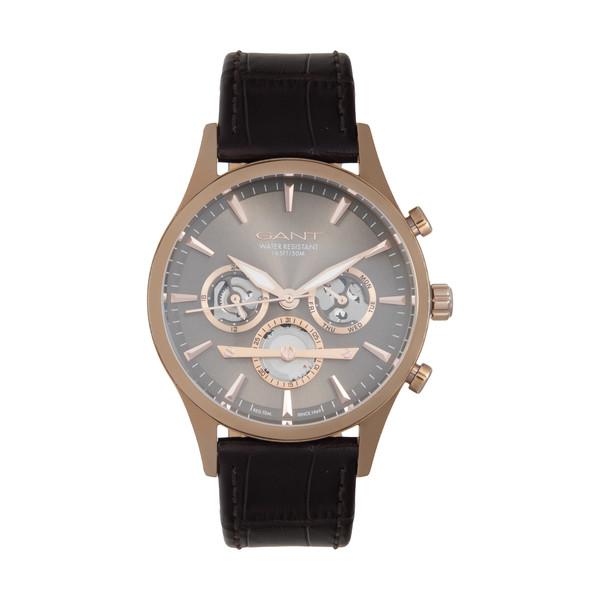 ساعت مچی عقربه ای مردانه گنت مدل GWW005003