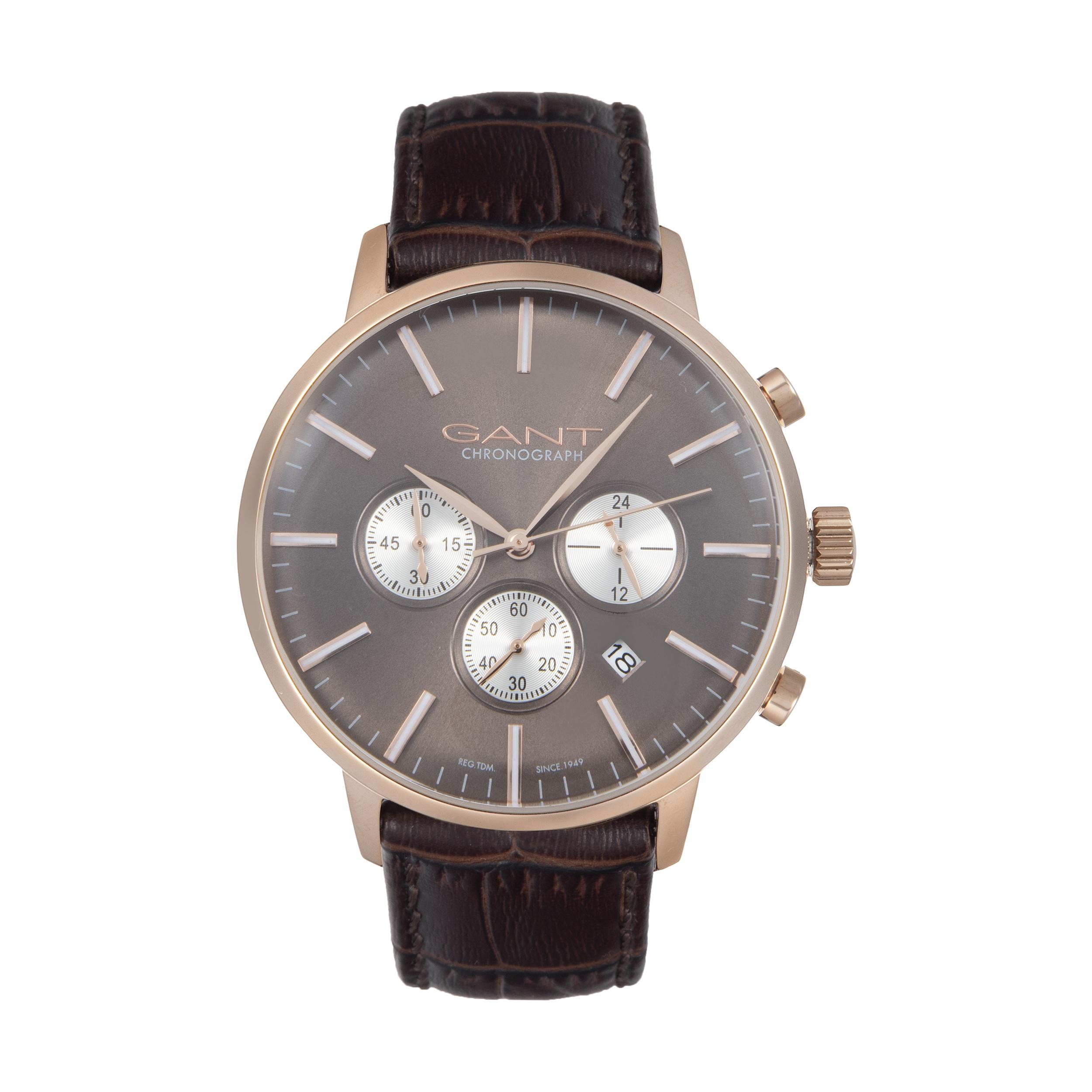 ساعت مچی عقربه ای مردانه گنت مدل GWW024002 -  - 2