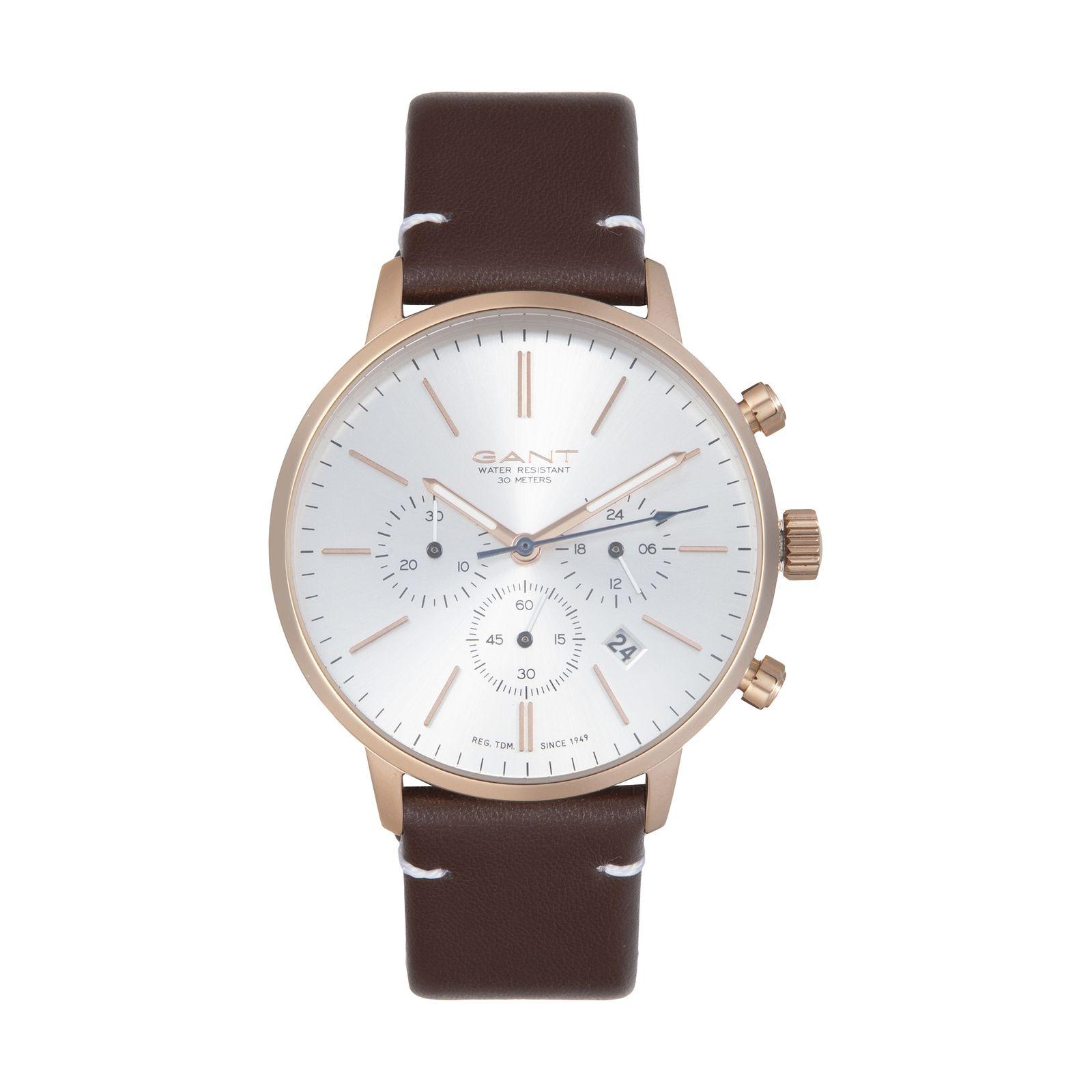 ساعت مچی عقربه ای مردانه گنت مدل GWGT076003 -  - 2