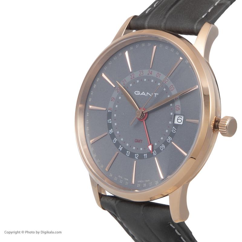ساعت مچی عقربه ای مردانه گنت مدل GWW026006