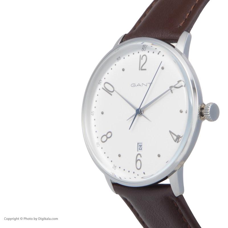 ساعت مچی عقربه ای گنت مدل GWW069001