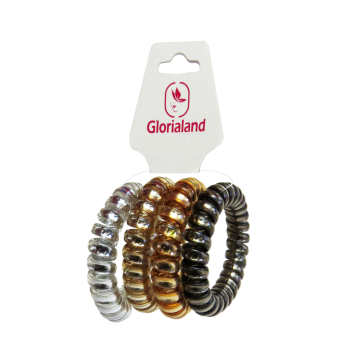 کش مو گلوریالند کد G Lnd_5095 مجموعه 4 عددی