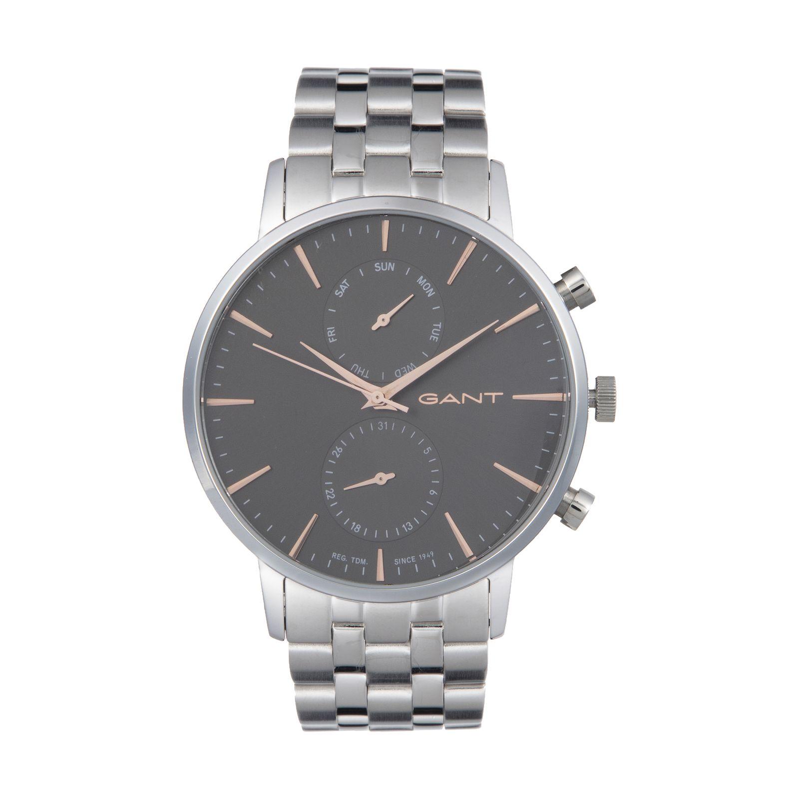 ساعت مچی عقربه ای مردانه گنت مدل GWW11204 -  - 2