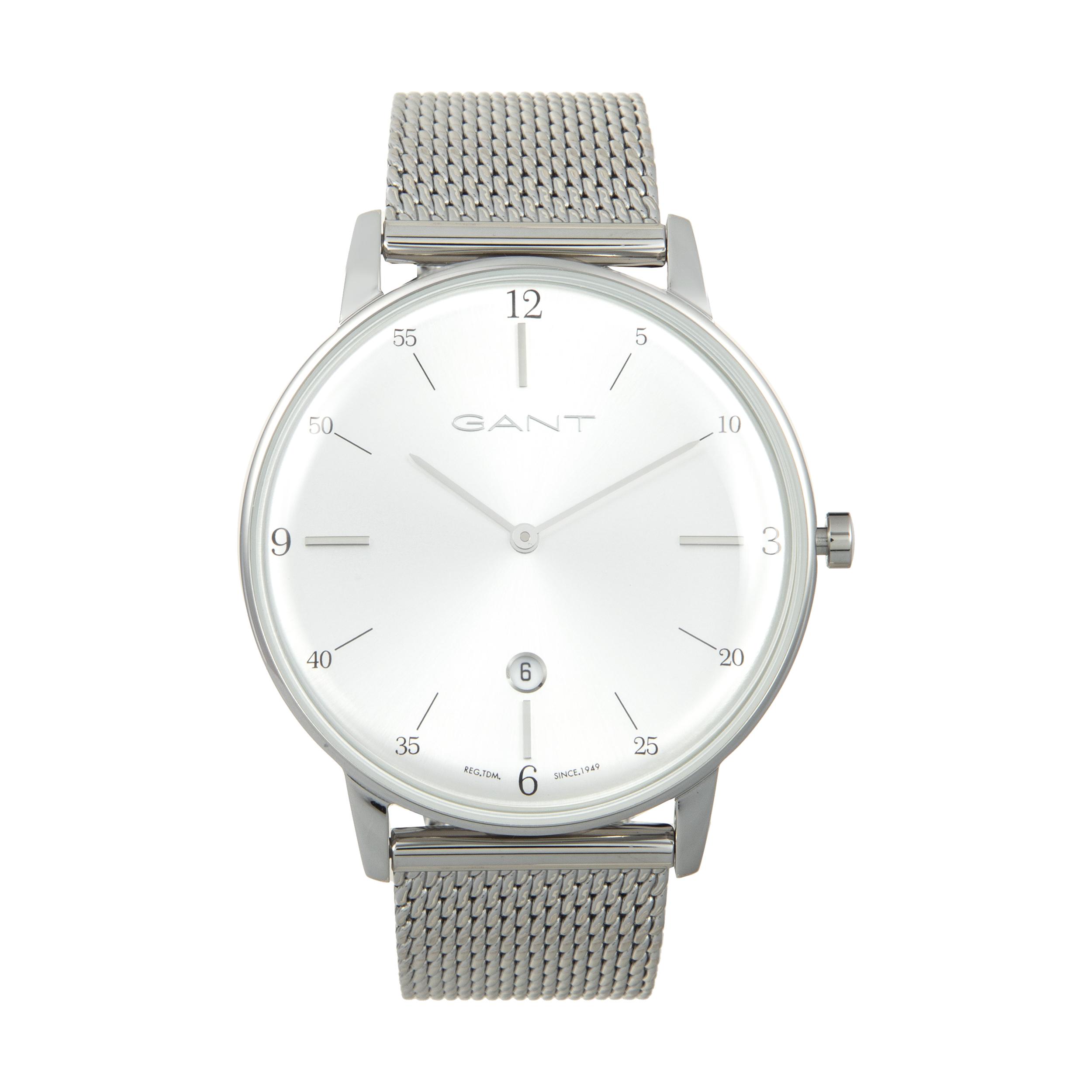ساعت مچی عقربه ای مردانه گنت مدل GWGT046009